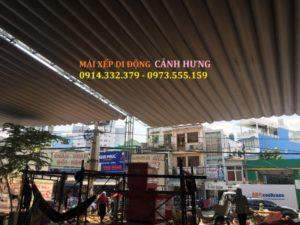 Lộ Thiên Quán Lê Quang Định - Mái Xếp Di Động