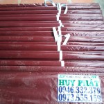 Bảng giá bạt rèm mái che ( mái hiên di động, bạt Xếp )