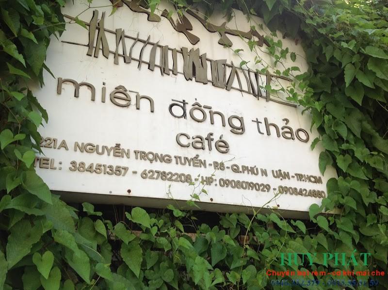 cafe miền đồng thảo