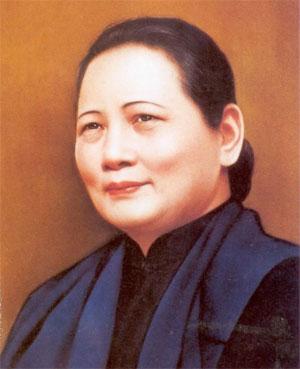 Khuôn mặt người phụ nữ có tướng Vượng Phu Ích Tử