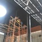 Thi công cơ khí mái hiên quán nhậu tại số 1 Đồng Nai – Q10