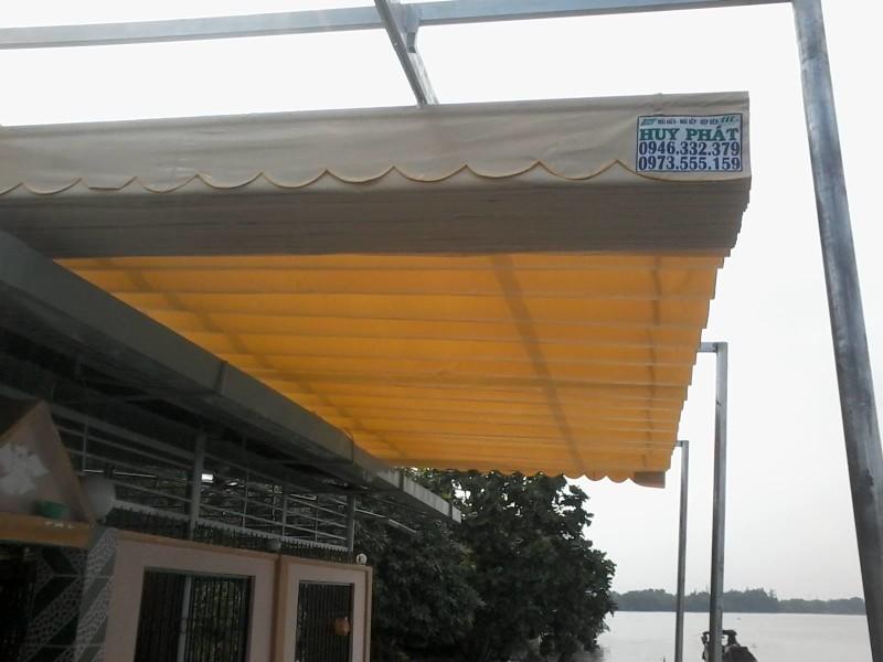 bạt mái xếp sông Đồng Nai - Quận 9