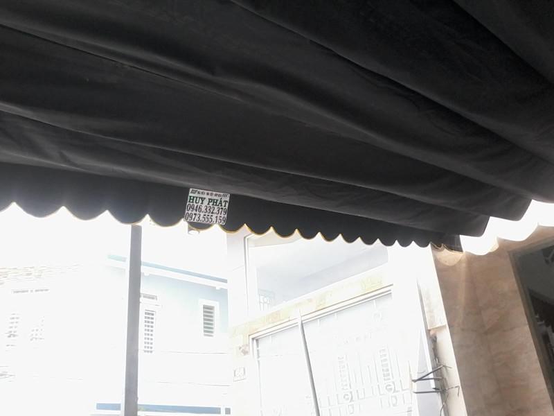 Công trình Bạt mái xếp tại Gò Vấp