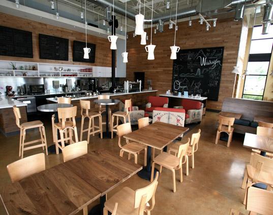 Mẫu quán cafe cà phê 2016