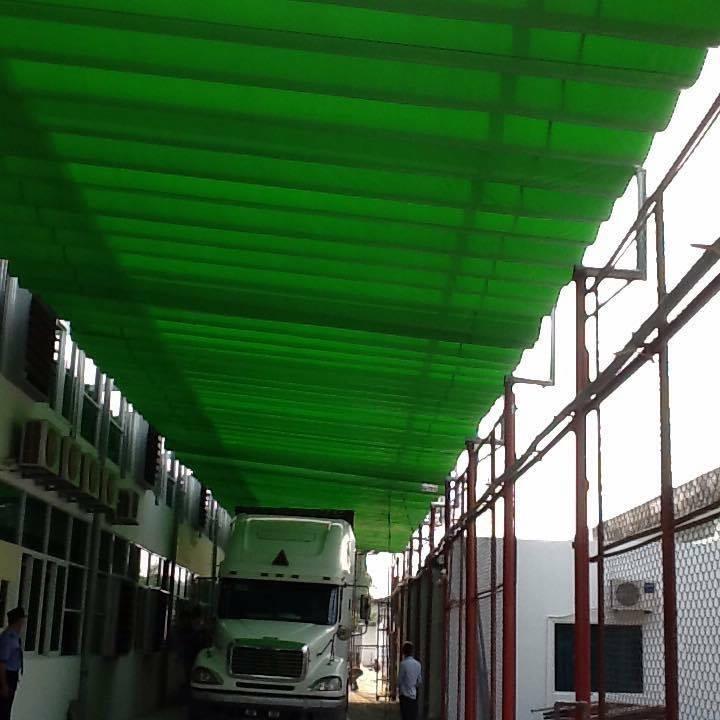 mái hiên cho nhà xưởng , che nắng che mưa , thiết kế khung thép, bền đẹp thẩm mỹ