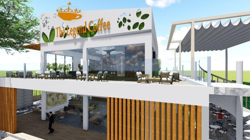 Thiết kế và thi công quán cafe đẹp , sang trọng Bởi: CTY TNHH SX TM DV CẢNH HƯNG 0946.332.379