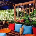 10 quán cafe biệt thự sân vườn đẹp như mơ ở Sài Gòn