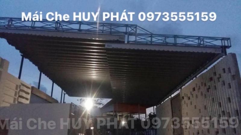 Mái che di động tại lagi Bình Thuận