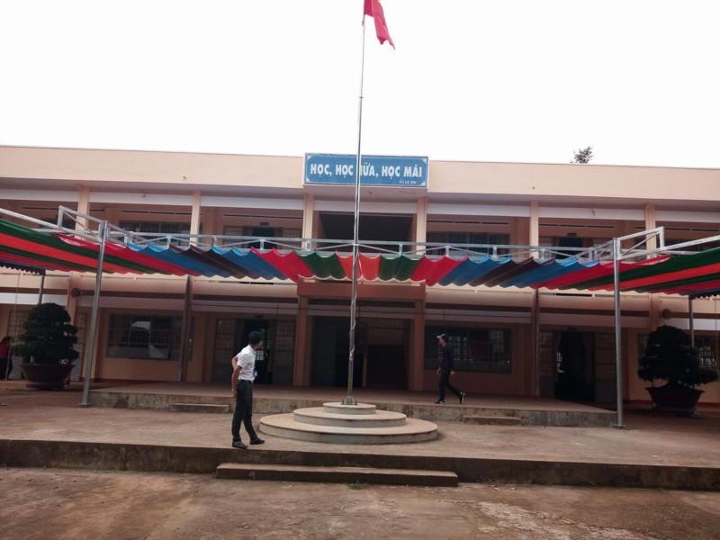 Trường THPT THĂNG LONG, Nam Ban, Lâm hà, Lâm Đồng
