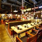 THIẾT KẾ THI CÔNG NỘI & NGOẠI THẤT QUÁN CAFE, BAR, Nhà Hàng Nhật & Hàn
