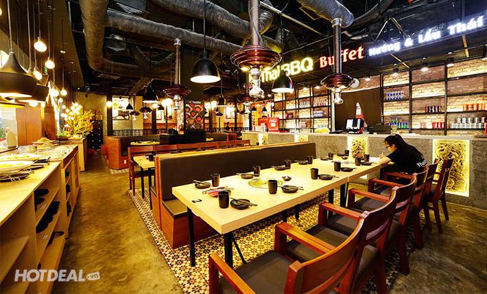 Thiết kế và thi công nhà hàng Nhật & Hàn