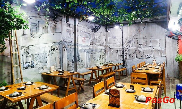 Chuỗi Nhà hàng Mộc – Riêu & Nướng - Đa chiều, sáng tạo mà cá tính