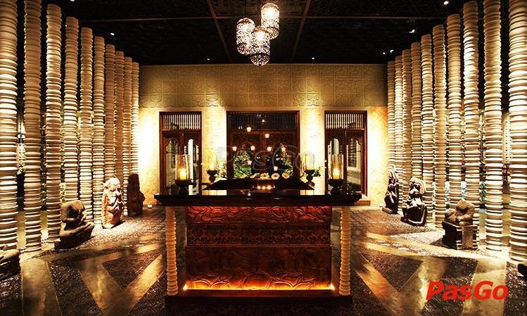 Dự án thi công nhà hàng Cham Charm - 2 Phan Văn Chương, Phường Tân Phú, Quận 7