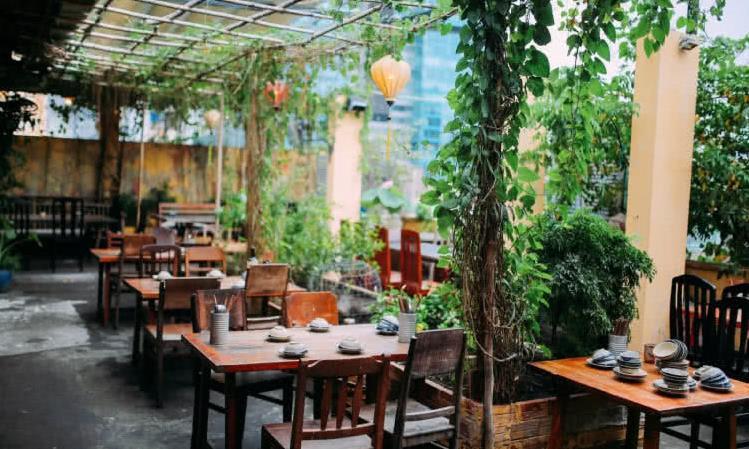 Dự án Thi công nhà hàng Secret Garden - 158 Bis Pasteur, Phường Bến Nghé, Quận 1