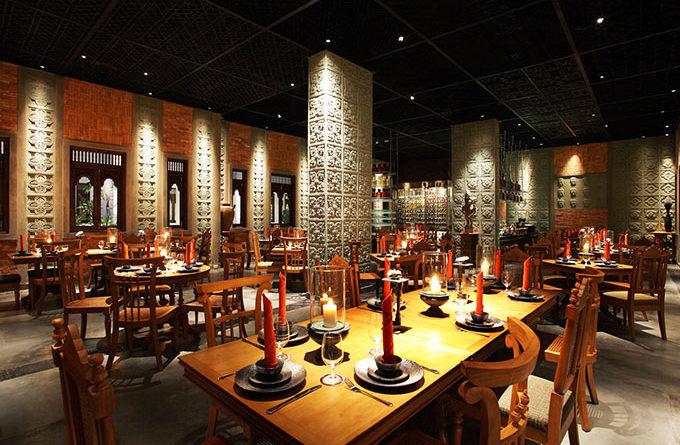 Thi công nhà hàng Cham Charm - 2 Phan Văn Chương, Phường Tân Phú, Quận 7