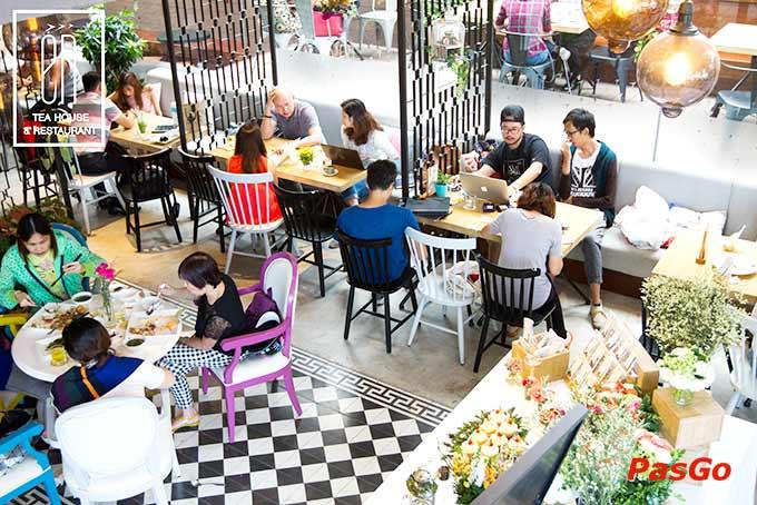 Én Tea House & Restaurant - 308-308C Điện Biên Phủ, Phường 4, Quận 3
