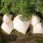 Những mẫu nhà lợp lá dừa nước đẹp
