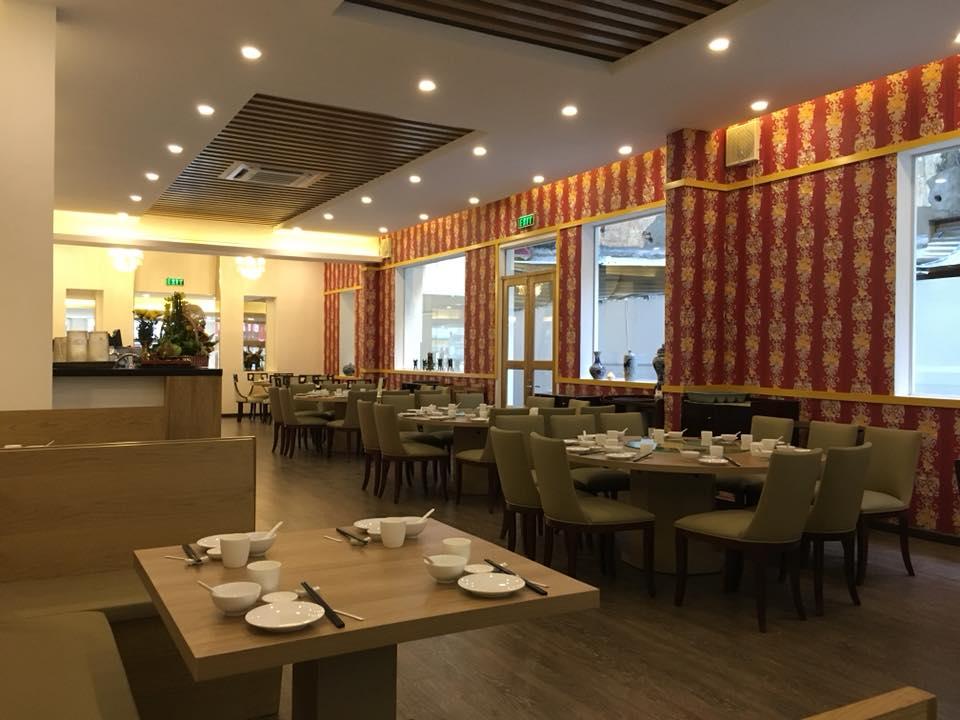 Dự án Nhà hàng Royal Garden