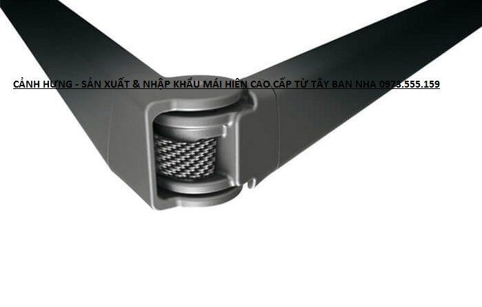 Mái Hiên Cao Cấp - Thiết kế xu hướng thiết lập ở dạng hoàn hảo của nó
