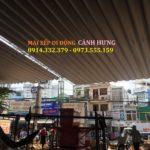 Mái hiên di động – Bạt mái Xếp ở Nha Trang