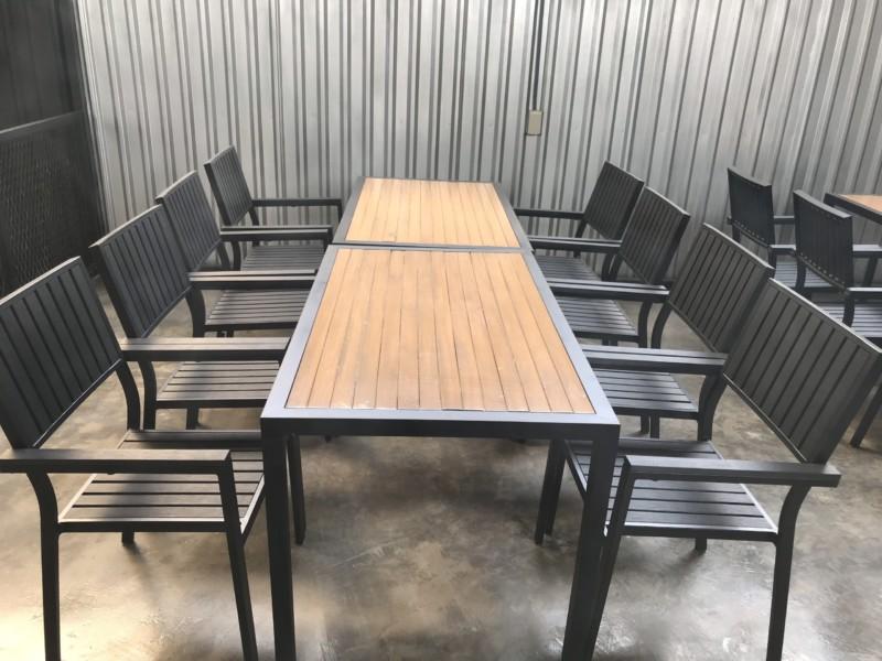 Gia công bàn ghế theo yêu cầu