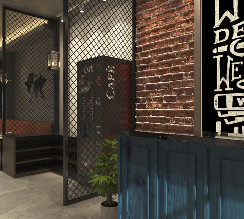 Thiết kế & Thi Công nhà hàng