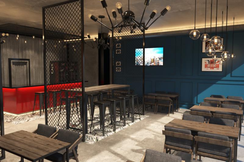 Thiết kế & Thi Công nhà hàng hàn quốc