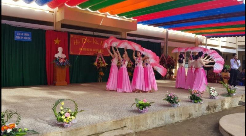 Trường THPT Thăng Long - TT. Nam Ban, Lâm Hà, Lâm Đồng