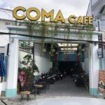 Thi công mái xếp di động, cung cấp bạt rèm tại Cần Thơ ( Cafe CoMa)