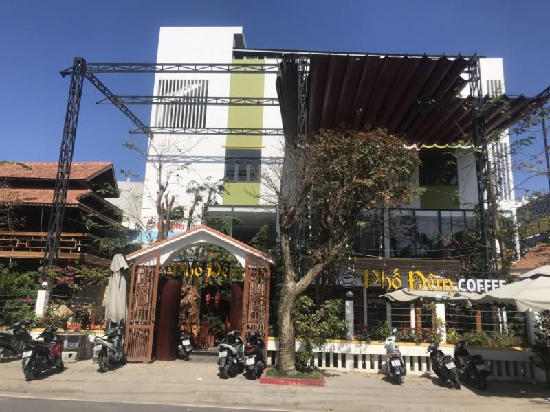 Cafe Phố Đêm Tuy Hoà, Phú yên