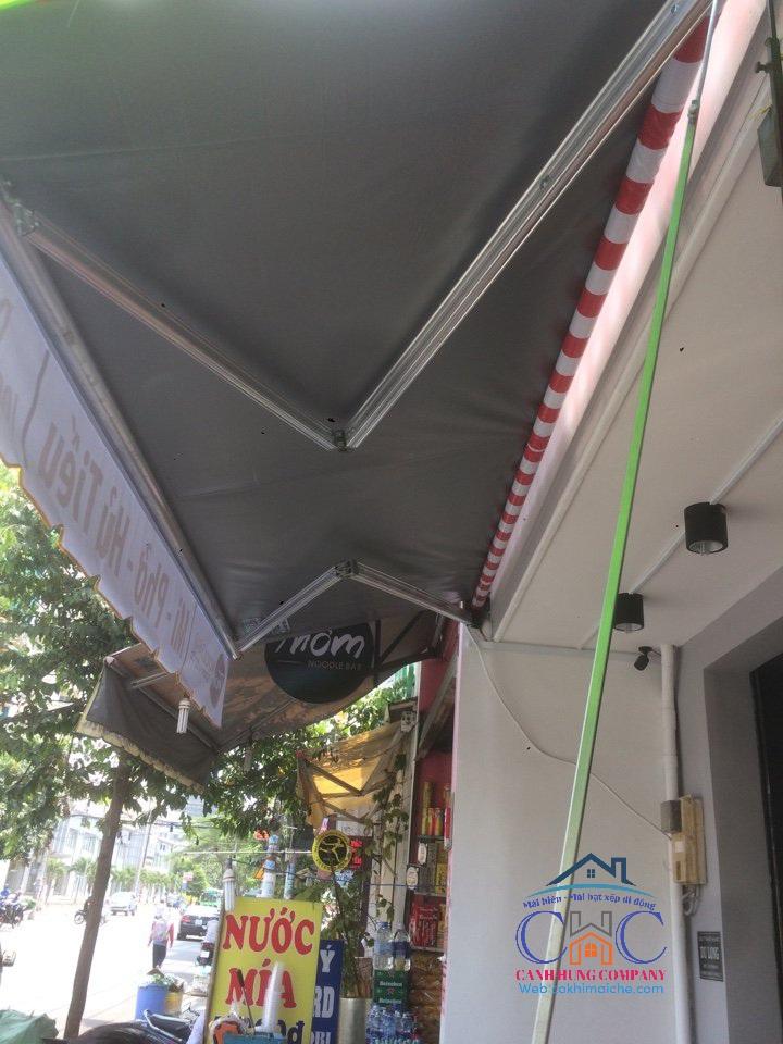 CHC mái hiên quay bạt tốt chống nắng, bạt MyungSung Korea