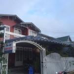 Lắp đặt bạt xếp mái che cafe tại tp Đà lạt