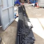 Mái hiên di động ( Bạt Xếp) cho Nhà Xưởng, Công Ty