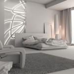 Vách ngăn cnc Phòng Ngủ đẹp