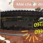Thi Công lắp đặt Mái Vòm Mái Che Di Động ở Tuy Hòa 0973555159