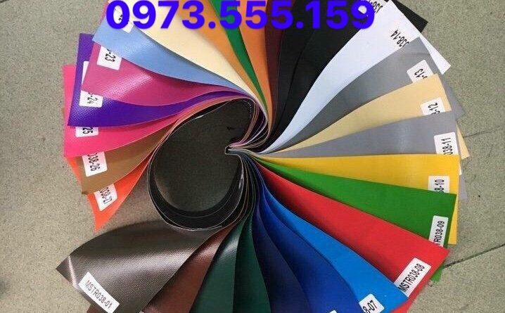 Bảng màu mái che di động 0973555159 để tư vấn lắp đặt