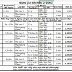 Giá Mái hiên Di động – Bảng báo giá mái hiên theo m ngang, m2, bộ