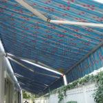 Bảng giá bạt mái hiên di động (mái hiên bạt Xếp di động) Ở Đà Nẵng
