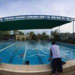 Giá & Mẫu mới mái che hồ bơi
