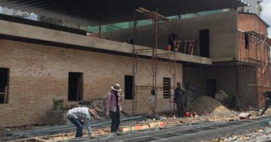 Dự án thi công mái che nhà hàng Lộ Thiên Quán II – Lê Quang Định